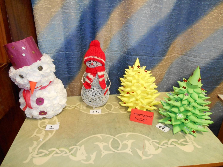 Поделки новогодние в детский сад пошагово 21